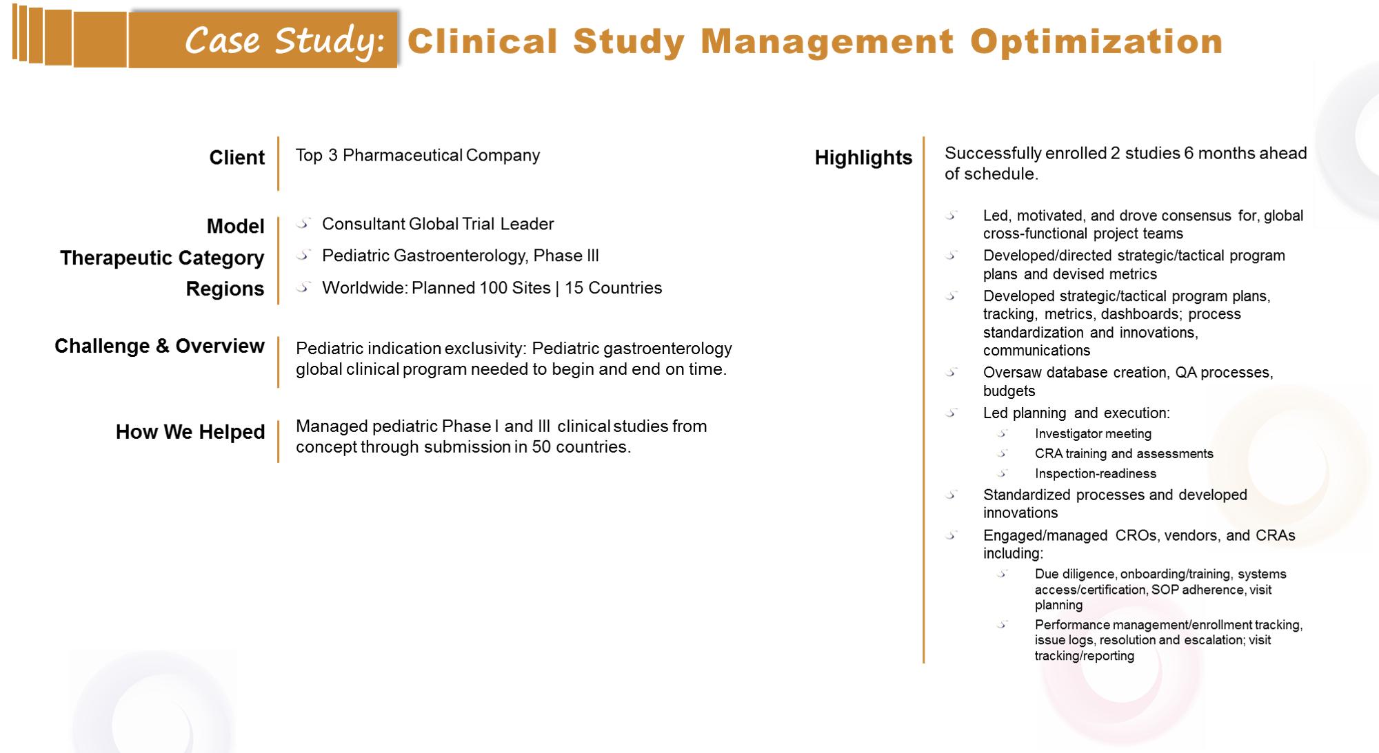 Study Management | ResearchGo | UCLA